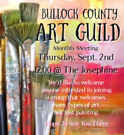 Invitation given to artists