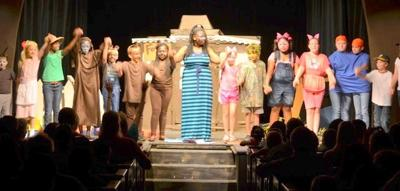 Children's Summer Theatre Camp 2014