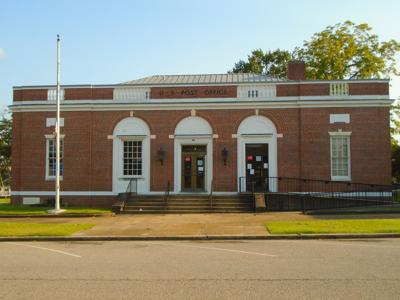 Union Springs Post Office