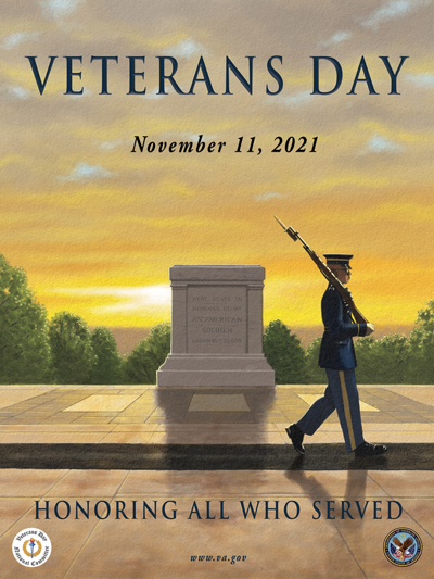 Veterans Day to be held