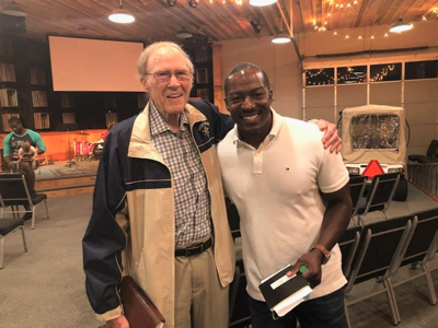 Larry D. Guthrie and Willie Spears