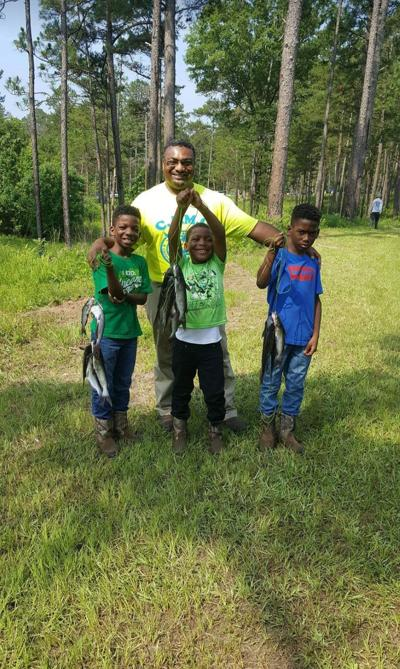 The Bullock County's Annual Kid's Fishing Derby will be held on Saturday, June 8, 2019 at the Wehle Land Conservation Center from 8:00 a.m. to 12:00 Noon.
