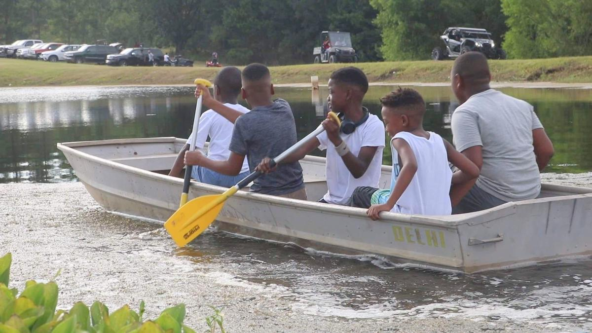 Boat riding on August 1, 2019 at the Summer Fest 2019.