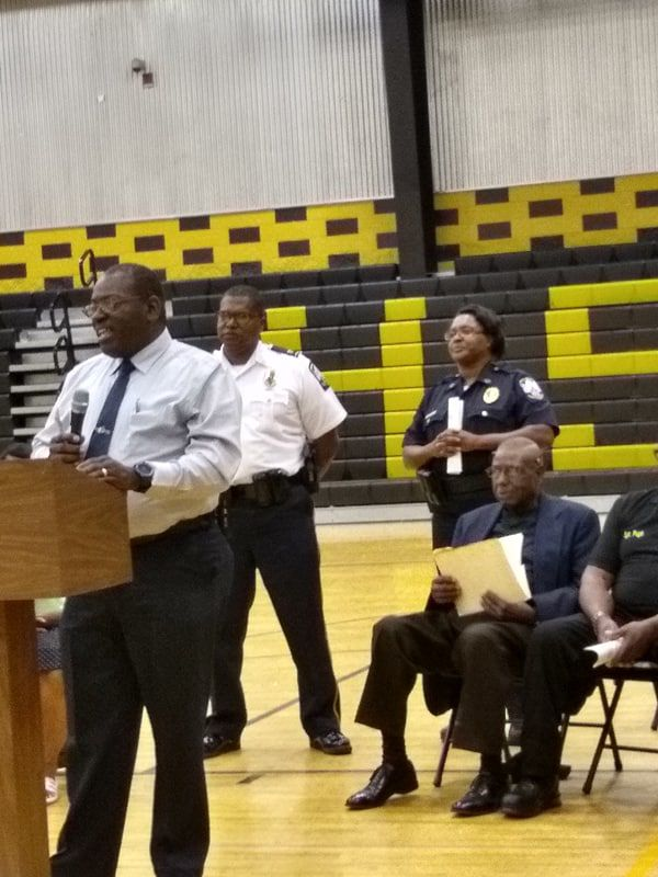 The Bullock County Branch NAACP #5066 presented the 9th Annual Hon. James V. Poe, Sr. Community Law College Program.