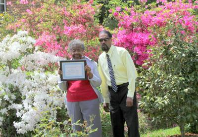 Yard of the Month recipient