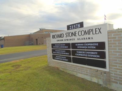 The County Commission approved the cleaning of the Richard Stone Complex building. County Engineer Jason DeShazo, said the building had not been thoroughly cleaned in years and is overdue for a cleaning. It is used for offices and community events. (Photo by Faye Gaston)