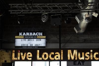 Live music soon