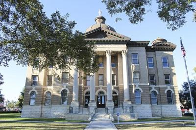 File photo of The Hays County Historical Courthouse.