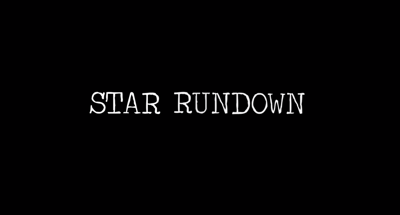 Star Rundown title card