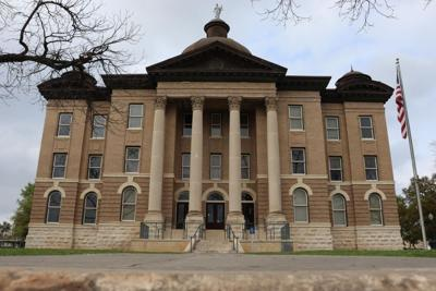 Hays County Historic Court House.