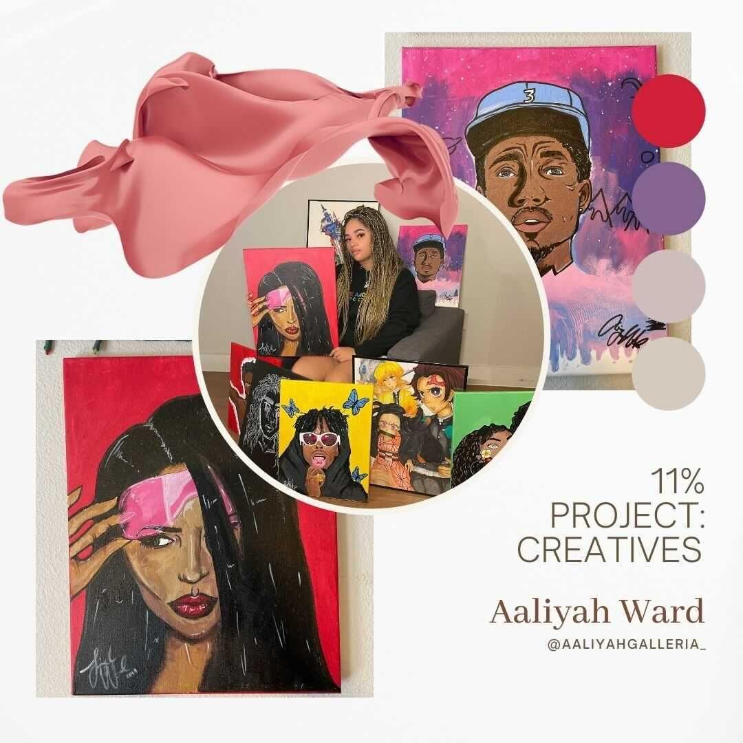 Aaliyah Ward Creatives