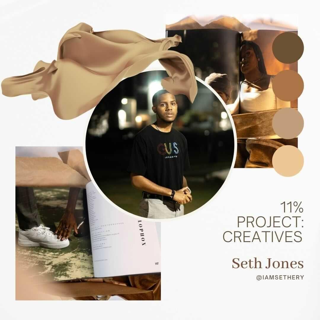 Seth Jones Creatives