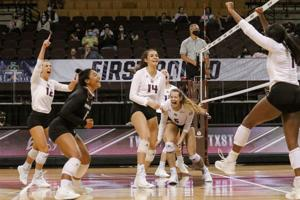 Volleyball prepares to serve history in NCAA tournament