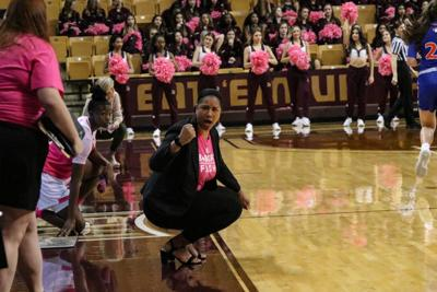 Texas State coaches preach equality, education through fight against racism