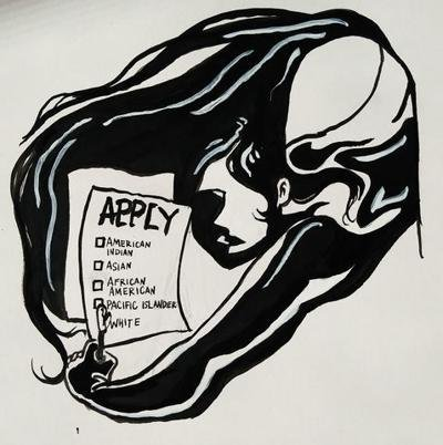 Admissions illustration