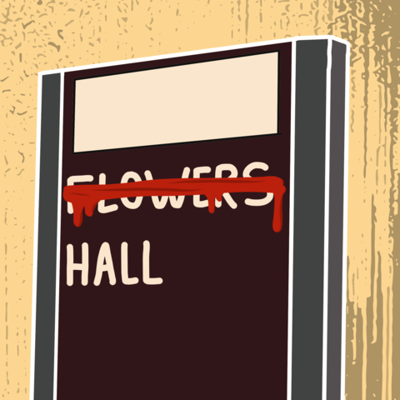 Flowers Hall Illustration
