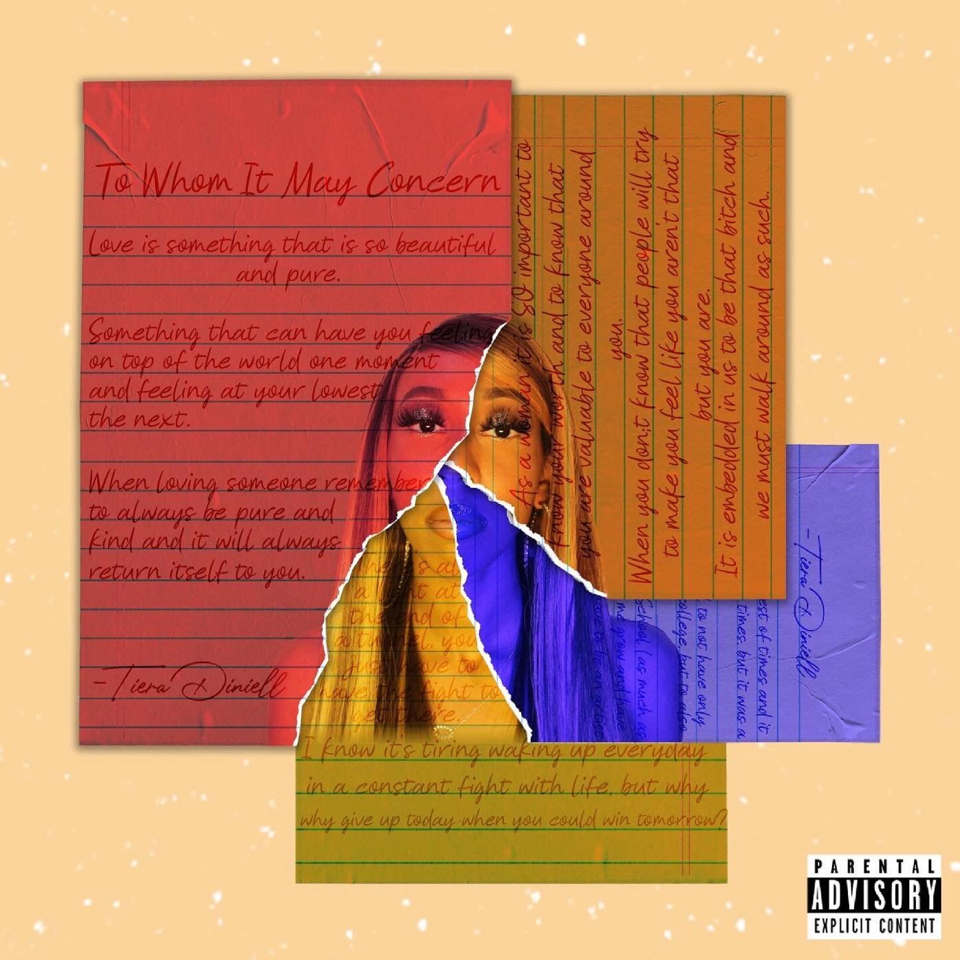 tiera album cover