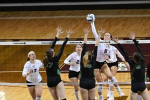 Volleyball defeats Utah Valley in first match of NCAA Tournament