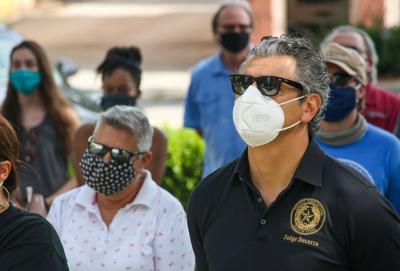 judge mask