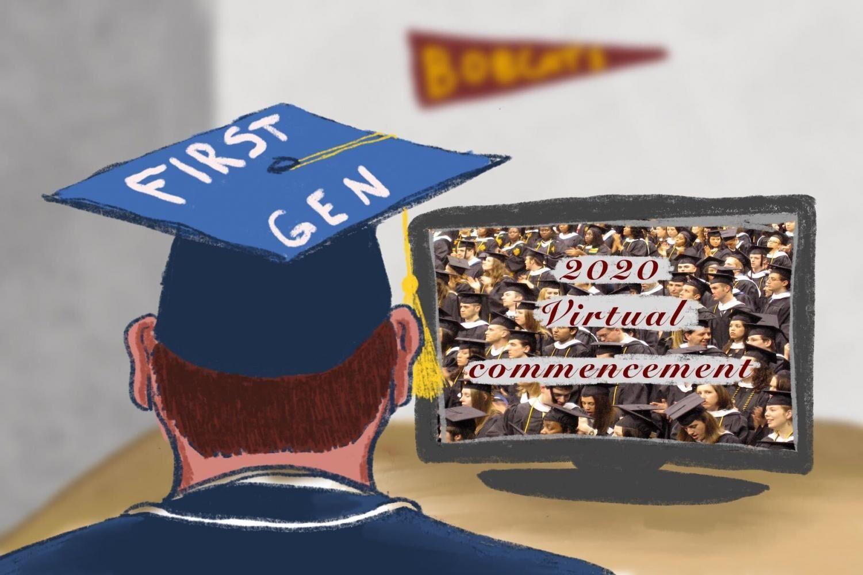 First Generation Graduates Persevere Despite Cancellation Of In Person Commencement Covid 19 Universitystar Com