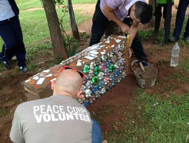 Joshua Castro bottles
