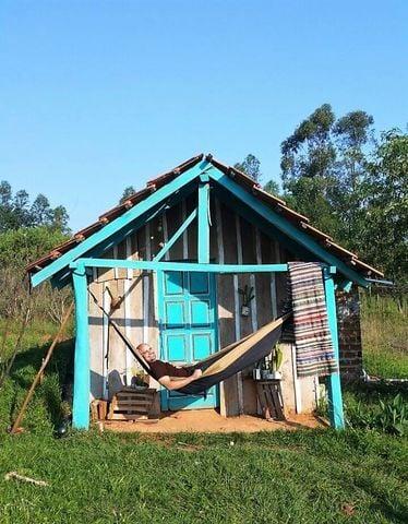 Peace Corps house