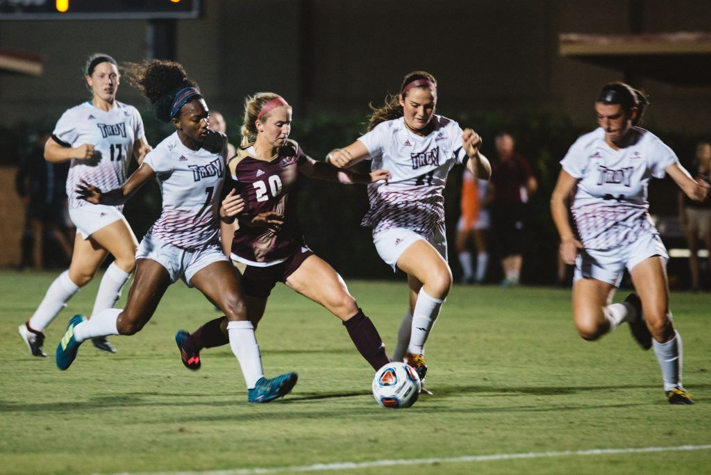 Soccer star Kaylee Davis reflects on decorated Texas State career