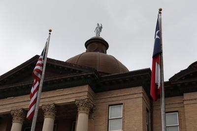 Hays County Historic Courthouse.