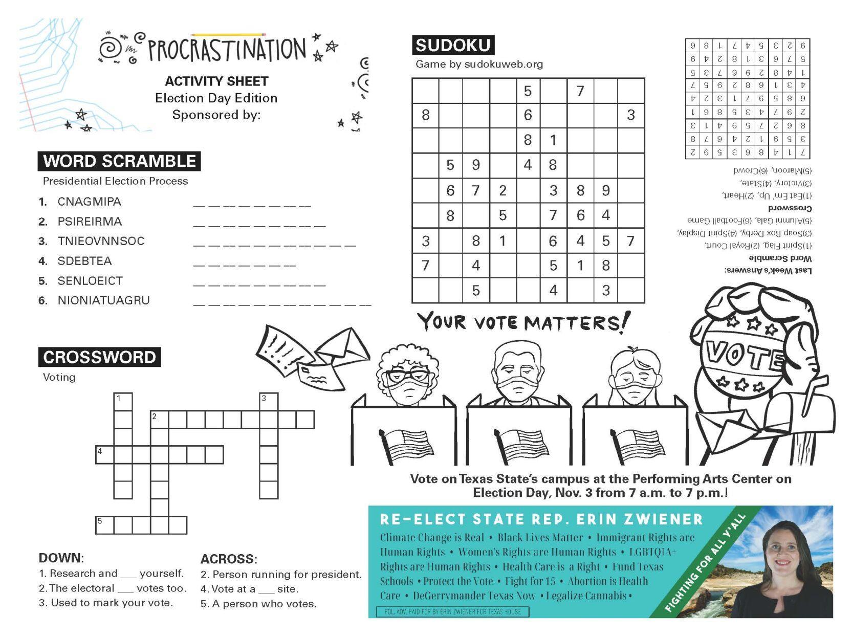 11/03 printable activity sheet.