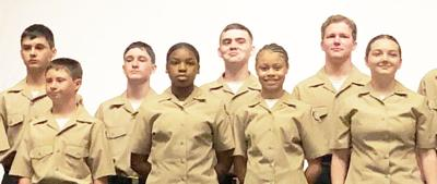 Image:  UL NJROTC Hosts New Cadet Orientation Camp