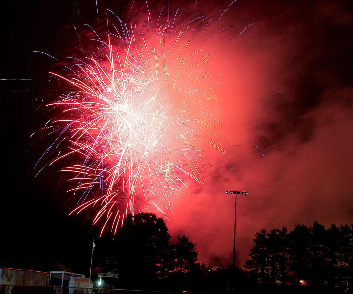 Autumnfest Fireworks