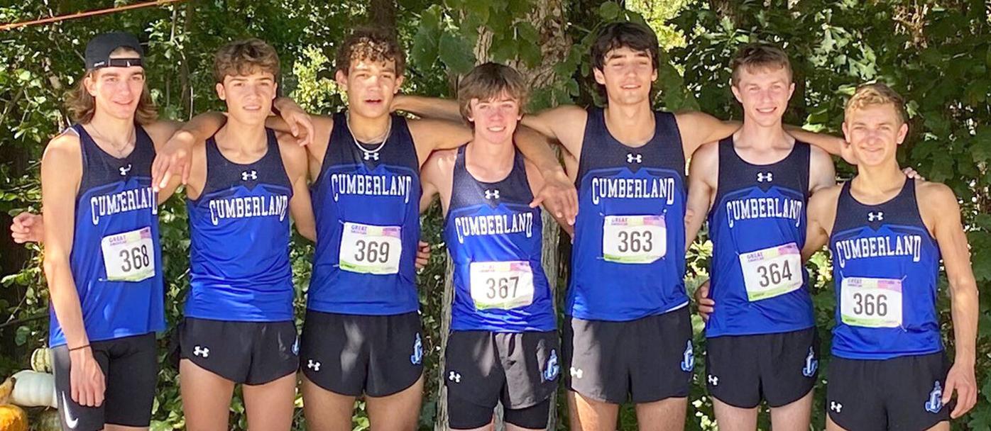 CL Cumberland boys cross country