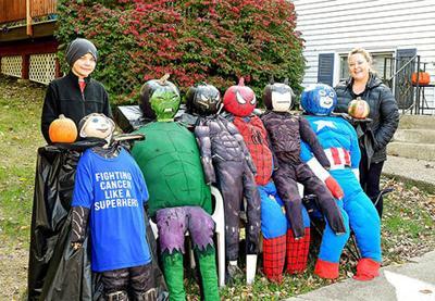Pumpkin people return to North Smithfield