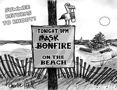 Charlie Hall Bonfire