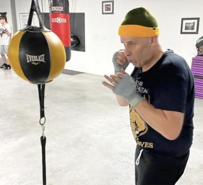 Jeff Shabo, Pawtucket boxer