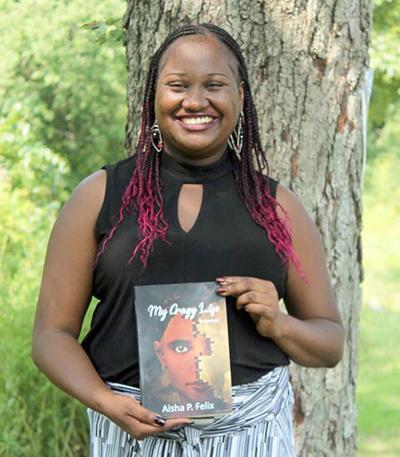 WOON Local author Aisha Felix