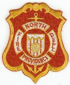 North Providence Fire Dept. patch
