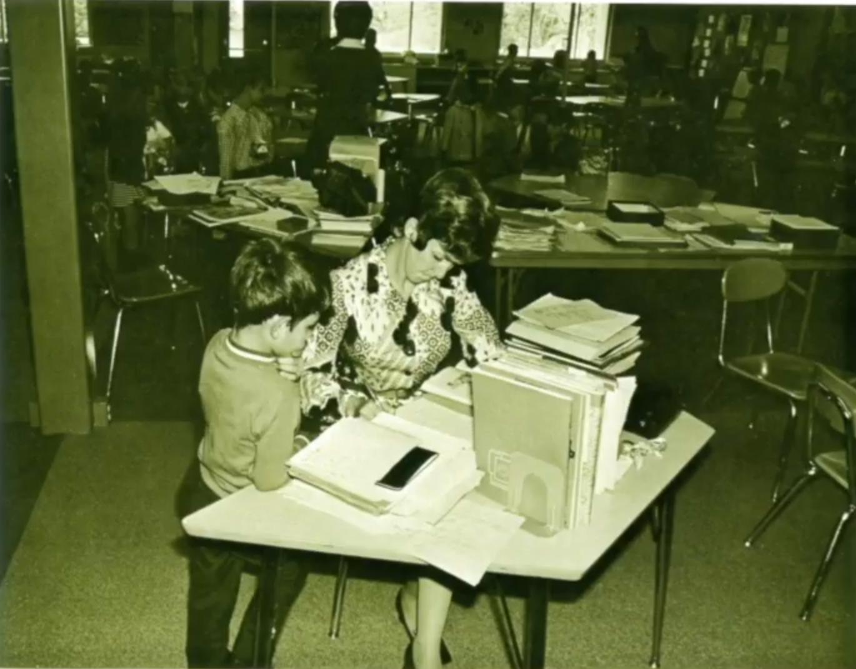 Northern Elementary School celebrates 50 years (1/2)