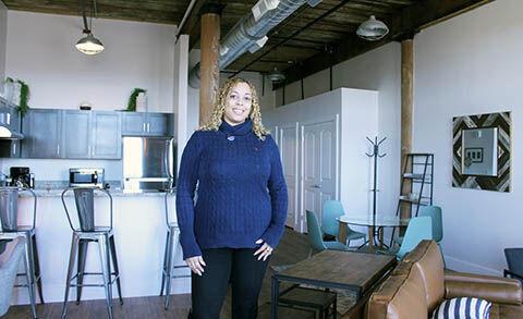 PAW Village Lofts leasing agent ws