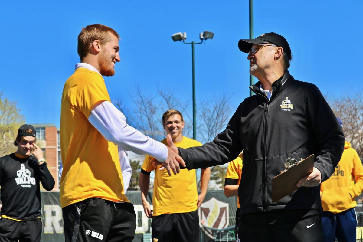 Valparaiso University cuts men's soccer, tennis programs