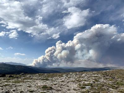 Wildfires not getting enough media attention