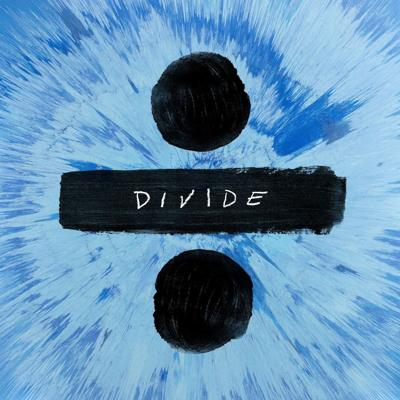 "Ed Sheeran released ""Divide"" in the U.S. on March 3, 2017"