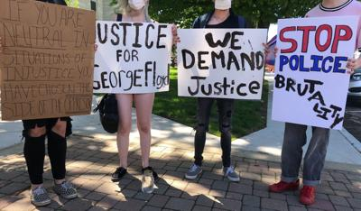 Valpo community members participate in national day of protest