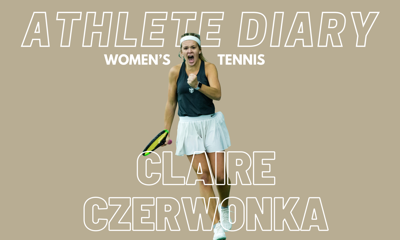 Athlete Diary: Claire Czerwonka