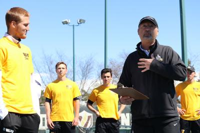Coach Jim Daughtery