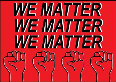 We Matter graphic