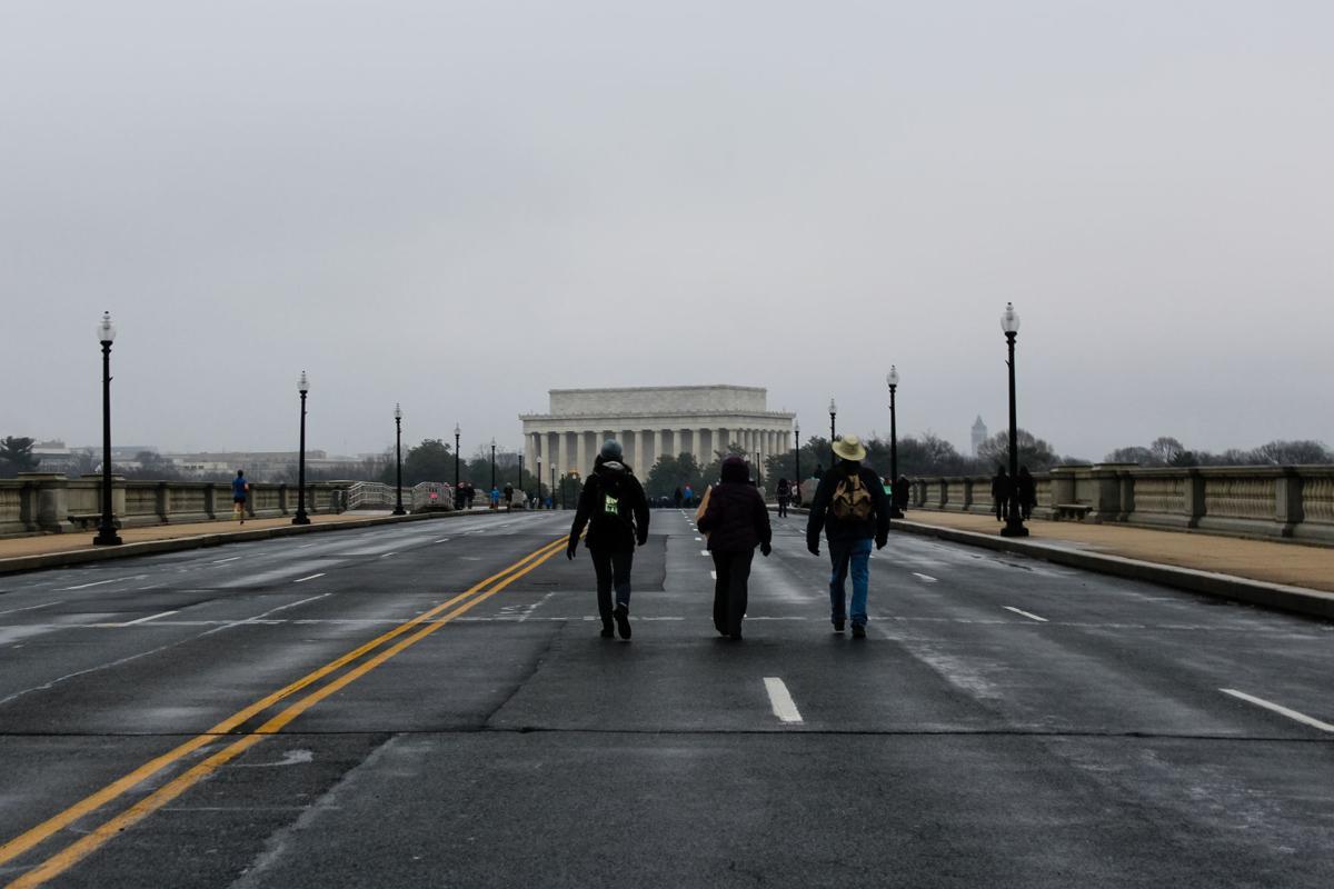 Valpo students join Women's March on Washington