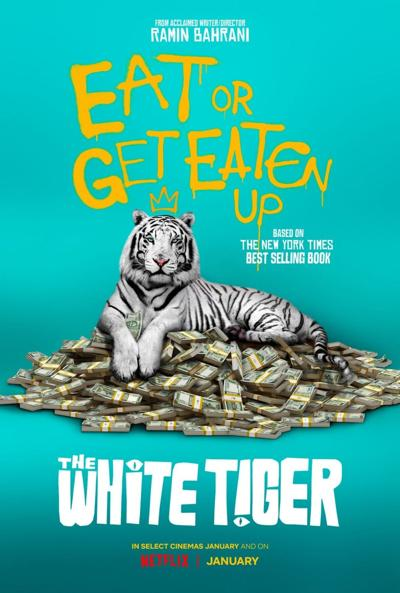Netflix film 'The White Tiger' intriguing, worth a watch