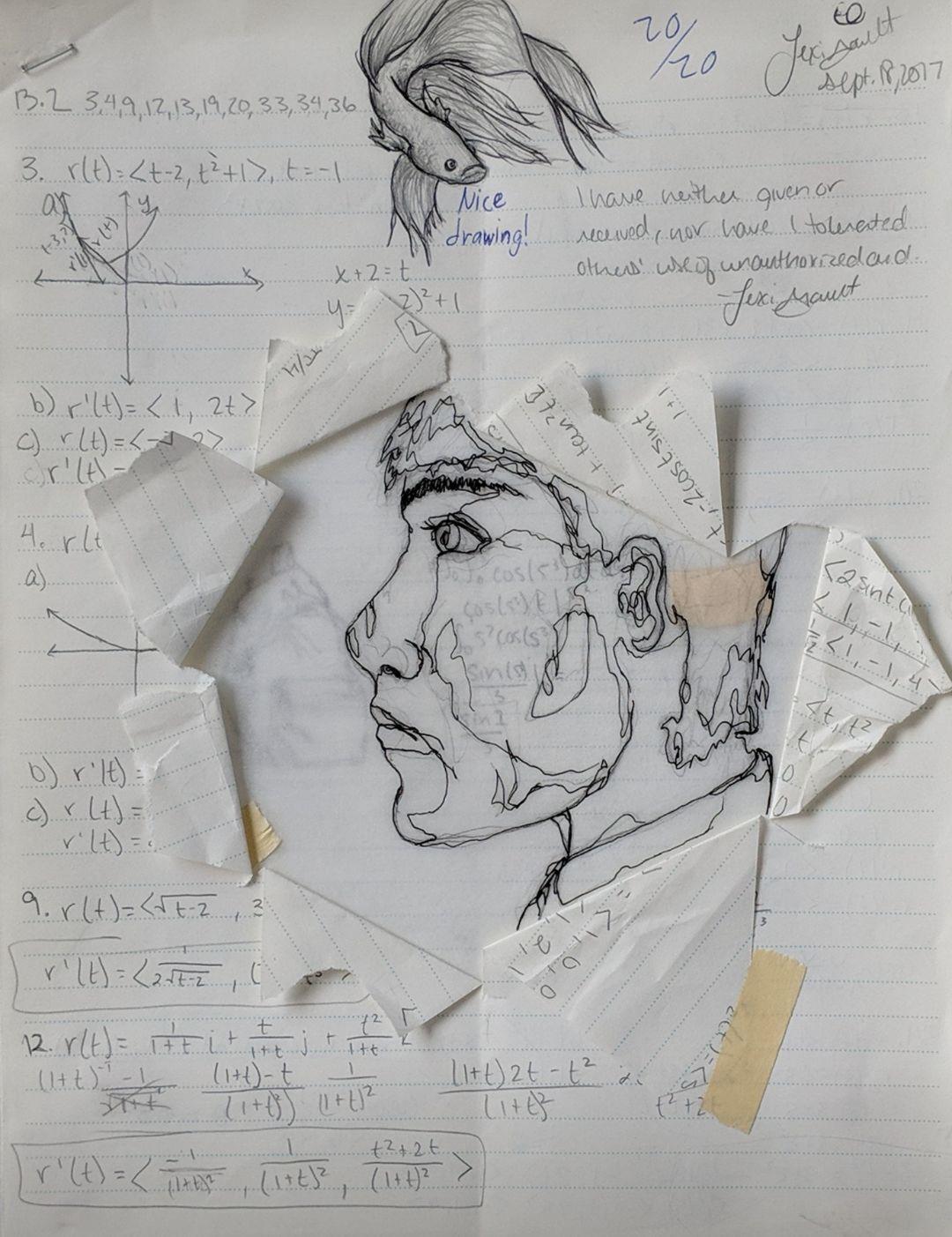 Lexi Gault Math Homework Multimedia