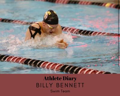 Athlete Diary: Billy Bennett